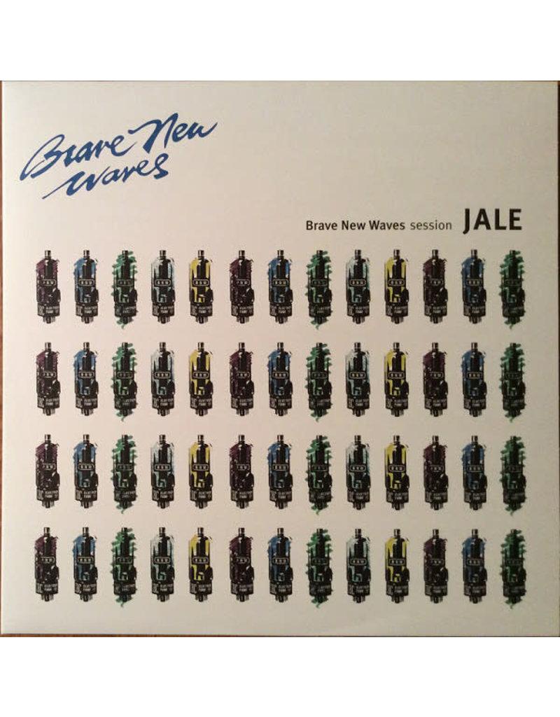 RK Jale – Brave New Waves Session LP (2017), Blue Vinyl