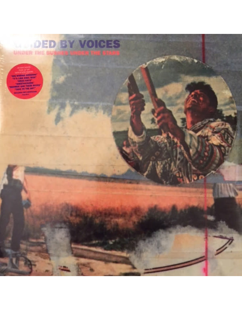 RK/IN Guided By Voices - Under The Bushes Under The Stars LP
