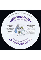 "DC Charisma Featuring Brenda Watts - Love Treatment 12"" (2018)"
