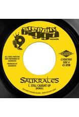 "Saukrates – Still Caught Up (Remix) 7"" (2021), Limited"