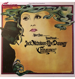 ST Jerry Goldsmith - Chinatown OST LP [RSD2016], 180g, Colour Vinyl