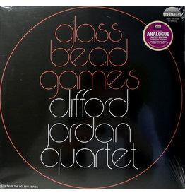 Clifford Jordan Quartet - Glass Bead Games 2LP (2019 Reissue), 180g