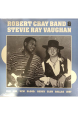 The Robert Cray Band & Stevie Ray Vaughan - Old Jam, New Blood: Redux Club Dallas 1987 2LP (2020)