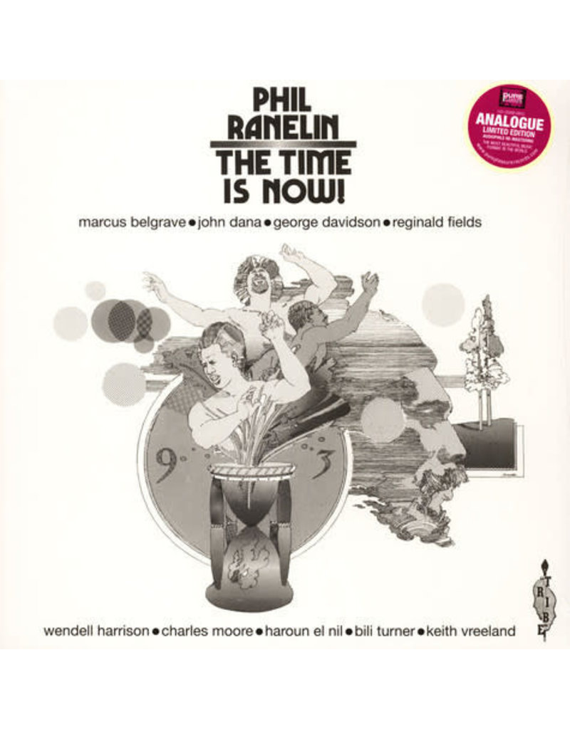 Phil Ranelin - The Time Is Now! LP (2019 Reissue)