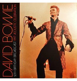 David Bowie - 50th Birthday Broadcast 1997 Acoustic Celebration 2LP (2021)