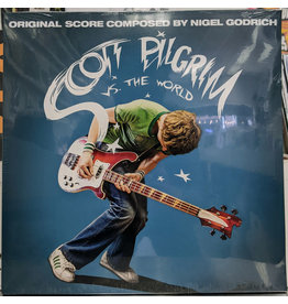 Nigel Godrich - Scott Pilgrim Vs. The World (Original Score) 2LP (2021)