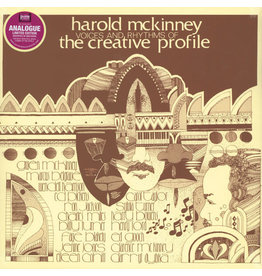 Harold McKinney - Voices And Rhythms Of The Creative Profile LP (2018 Reissue)