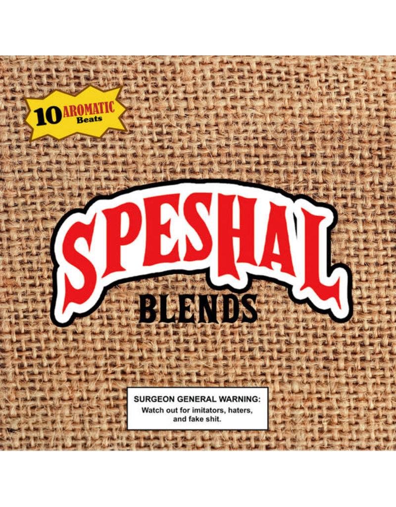38 Spesh - Speshal Blends Vol. 2 CD (2020)