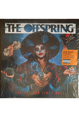 The Offspring - Let The Bad Times Roll LP (2021), Indie Exclusive Orange Crush