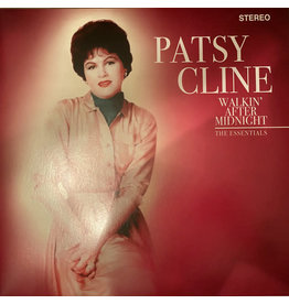 Patsy Cline - Walking After Midnight The Essentials 2LP (2021 Compilation)
