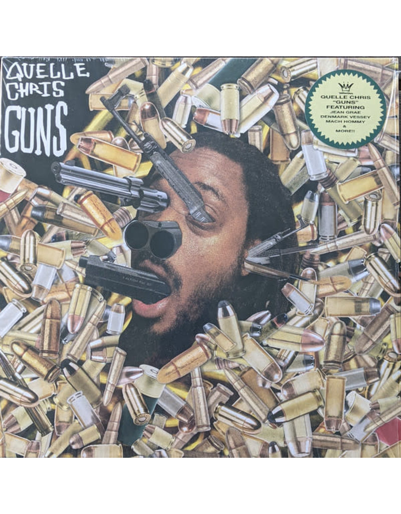 Quelle Chris - Guns LP (2021)