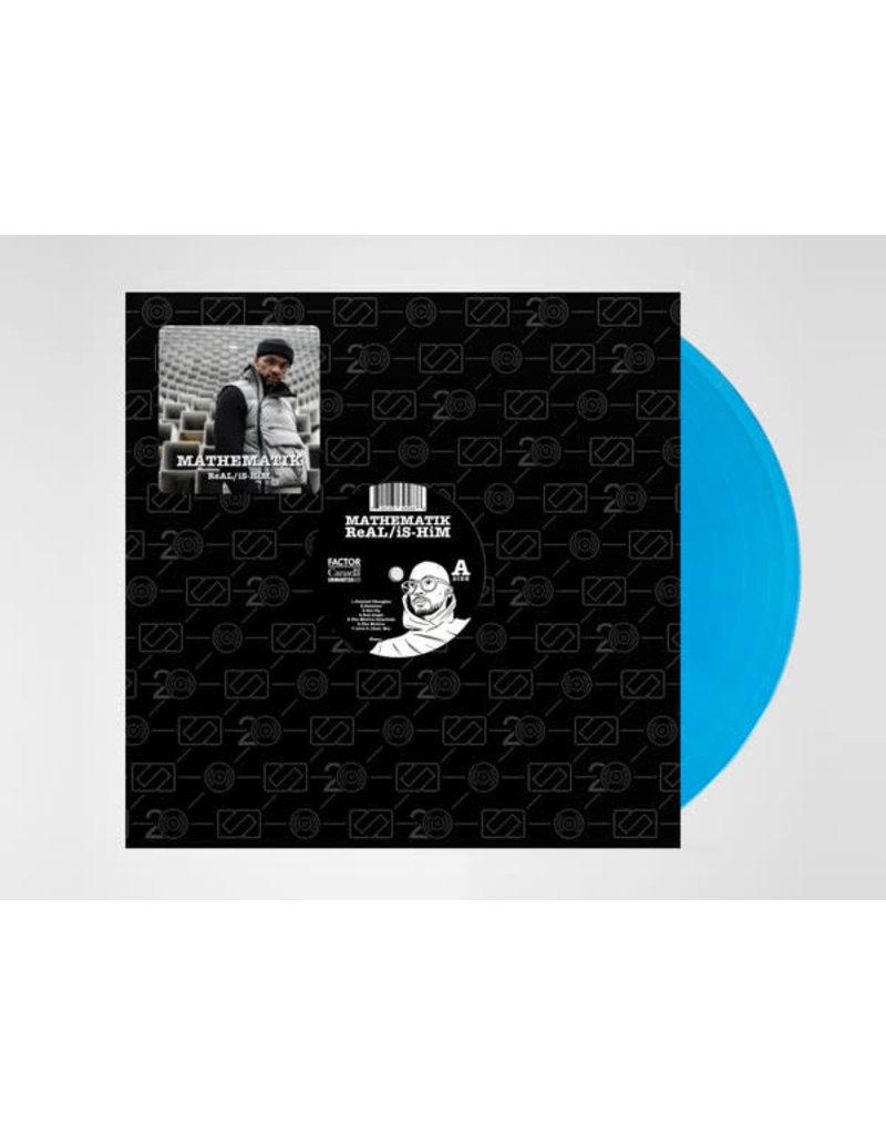 Mathematik - ReAL/iS-HiM LP, Blue