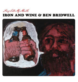 RK Iron And Wine and Ben Bridwell - Sing Into My Mouth LP (2015)