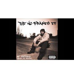 MC Daptable - The No Brakes EP CD