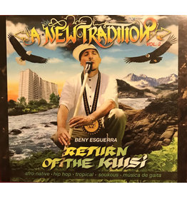 Beny Esguerra - A New Tradition Return Of The Kuisi CD (2016)
