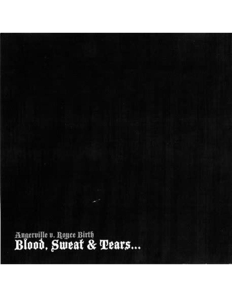 Angerville V. Royce Birth - Blood, Sweat & Tears CD (2008)