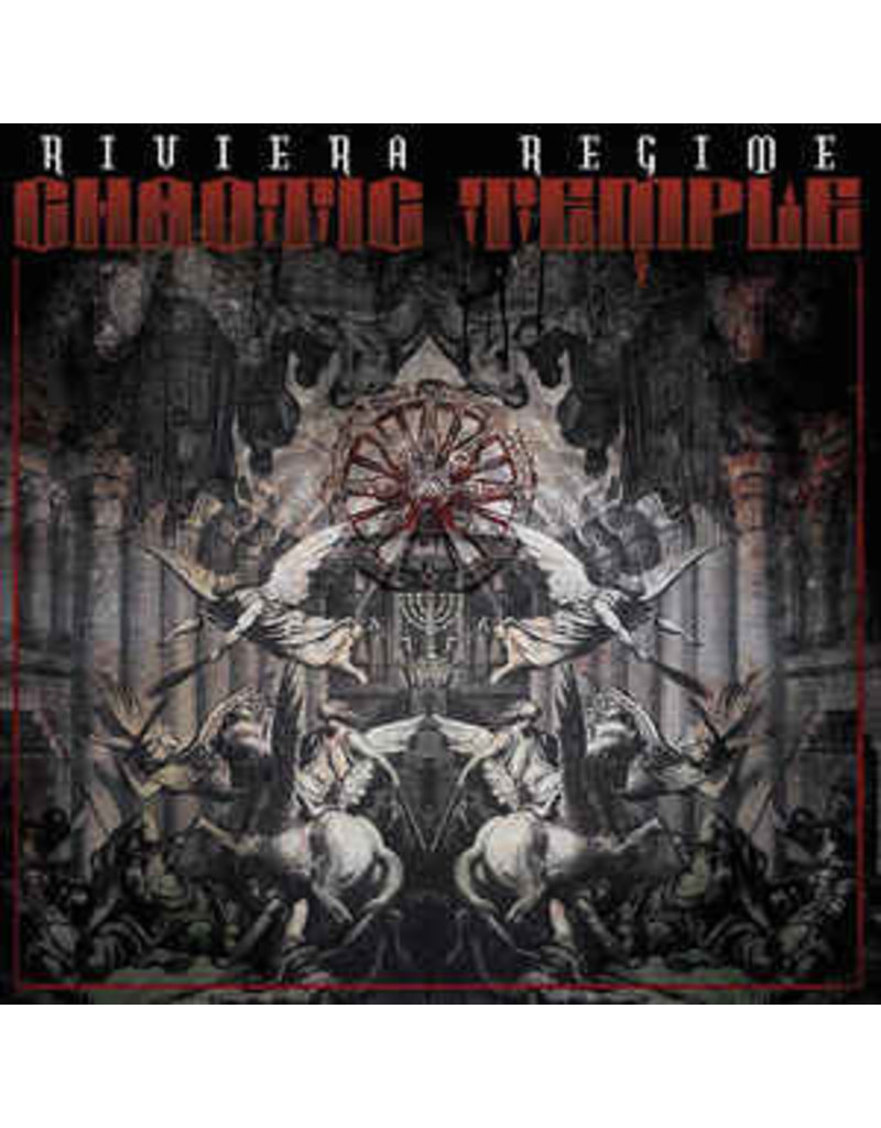 NA Riviera Regime  - Chaotic Temple CD (2013)