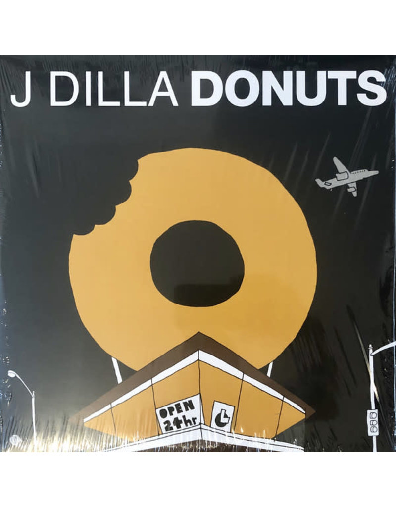 J Dilla - Donuts LP (2020 Reissue), Donut Shop Cover