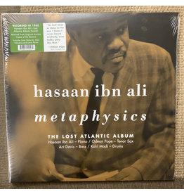Hasaan Ibn Ali - Metaphysics: The Lost Atlantic Album 2LP (2021), Limited 1500, Numbered
