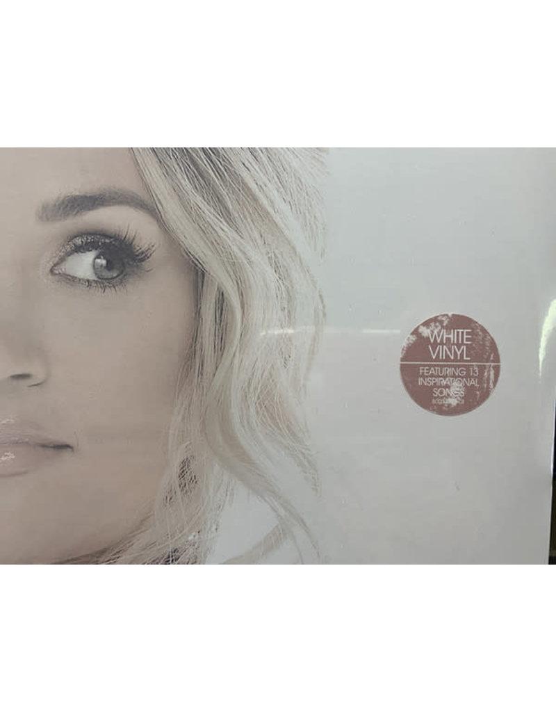 Carrie Underwood - My Savior 2LP (2021), White Vinyl