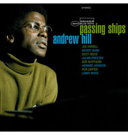 Andrew Hill - Passing Ships 2LP (2021 Blue Note Tone Poet Series Reissue), 180g
