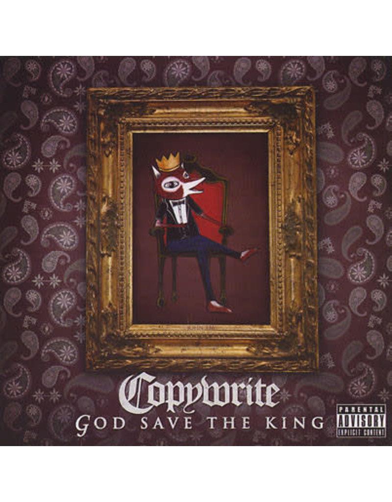 Copywrite - God SaveThe King CD (2012)