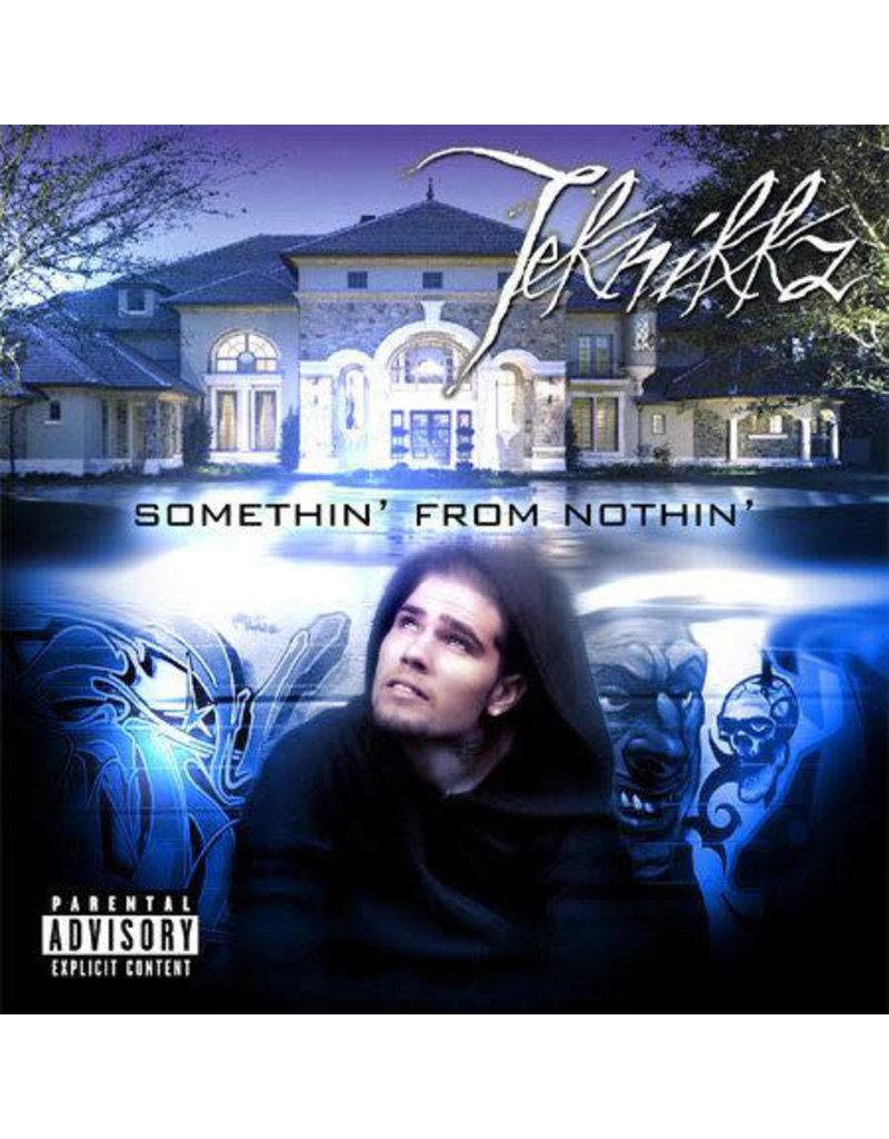 Teknikkz - Somethin' From Nothin' CD (2007)
