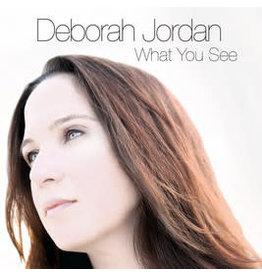 Deborah Jordan - What You See CD (2011)