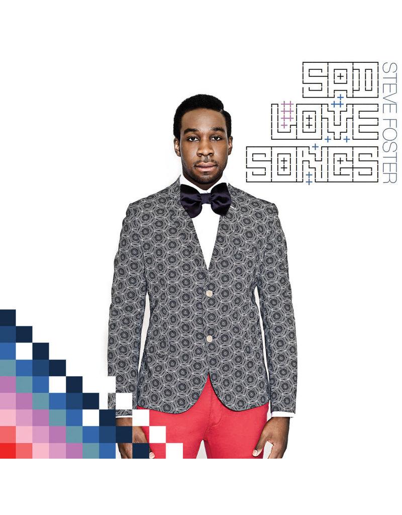 Steve Foster - Sad Love Songs CD (2012)