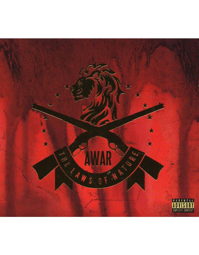 Awar - The Laws Of Nature CD (2012)
