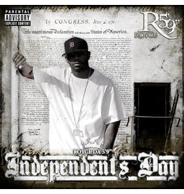 "Royce Da 5'9"" - Independent's Day CD (2005)"