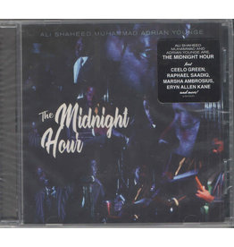 FS ALI SHAHEED MUHAMMAD & ADRIAN YOUNGE - THE MIDNIGHT HOUR (CD)