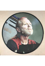 "Gregg Allman - Live Picture Disc 10"" Picture Disc (2017), Limited 5000, Numbered"