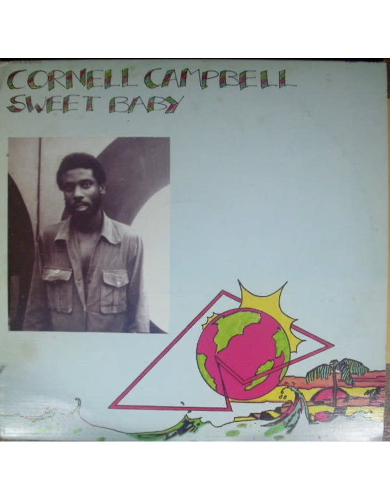 Cornell Campbell - Sweet Baby LP (Reissue)