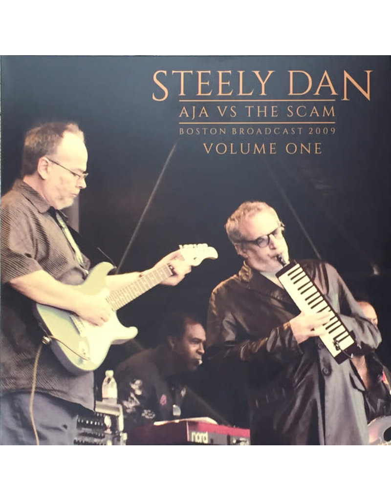 Steely Dan - Aja Vs The Scam, Boston Broadcast 2009: Volume One 2LP (2020)