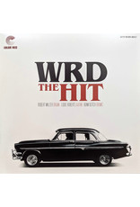W.R.D. - The Hit LP (2021), White Blood-Splatter