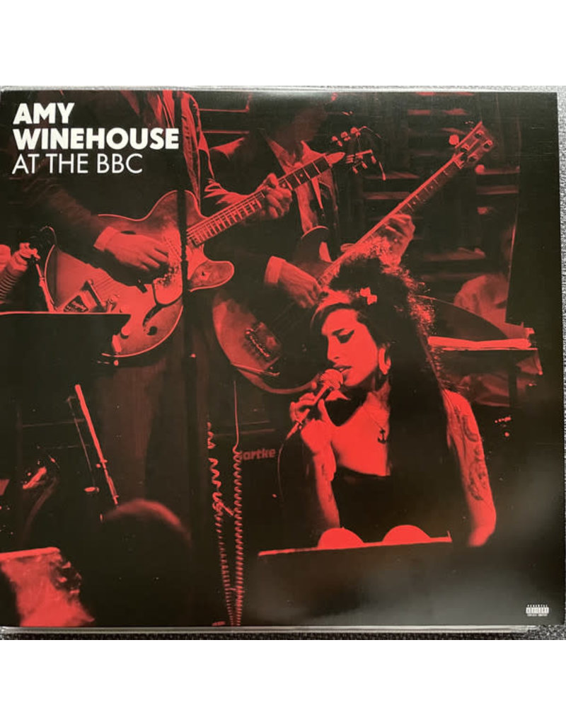 """Amy Winehouse - At The BBC 3x12"""" (2021 Compilation)"""
