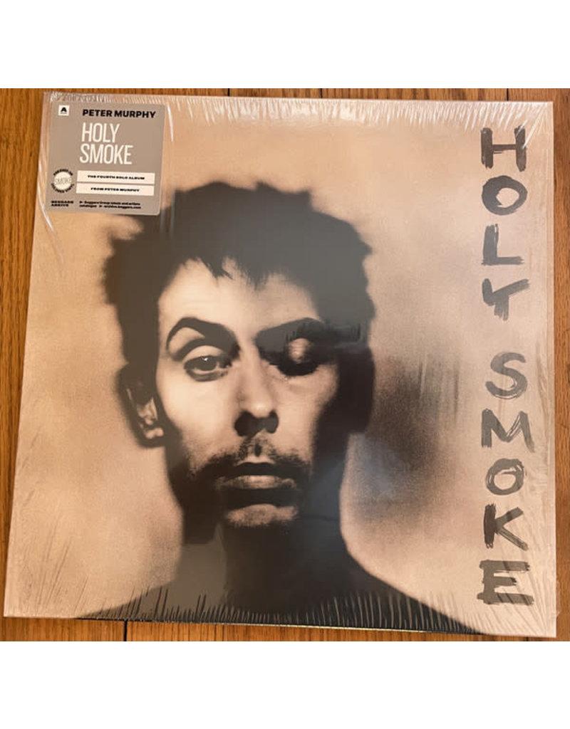 Peter Murphy - Holy Smoke LP (2021 Beggars Arkive Reissue), Clear Smoke Vinyl
