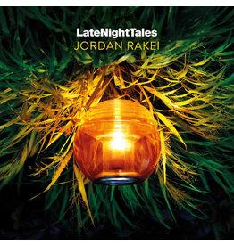 Jordan Rakei - LateNightTales 2LP (2021), Black 180g Vinyl