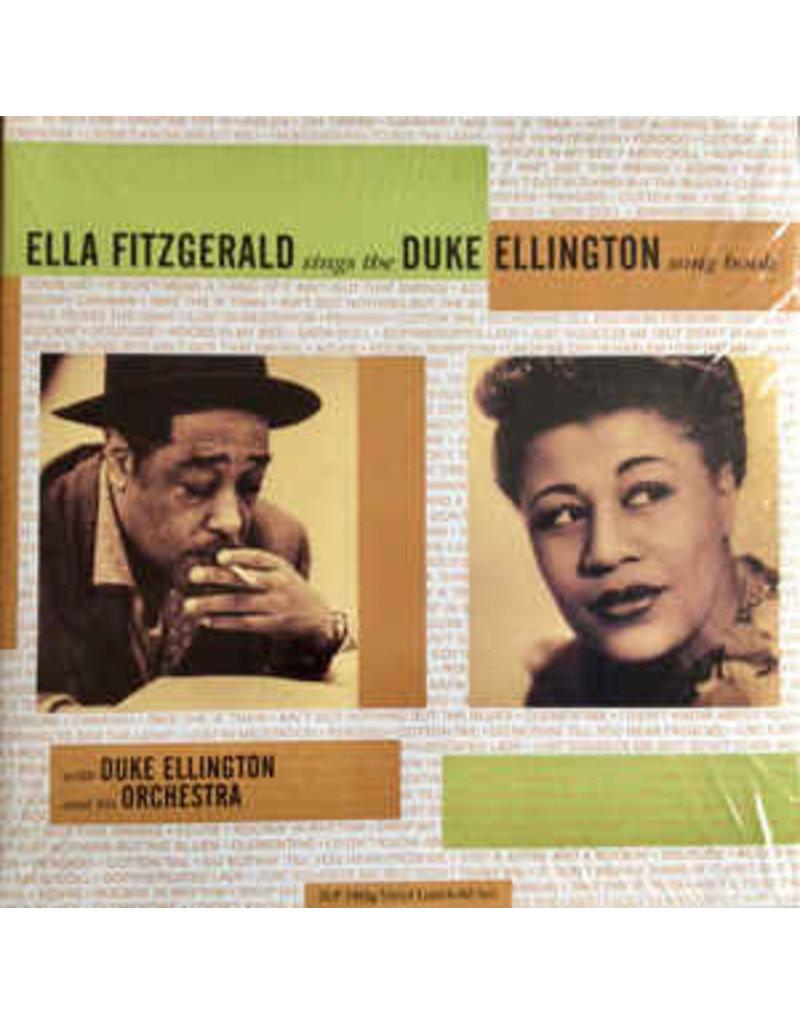 Ella Fitzgerald - Ella Fitzgerald Sings The Duke Ellington Song Book, Vol. 1 2LP (2020 Reissue)