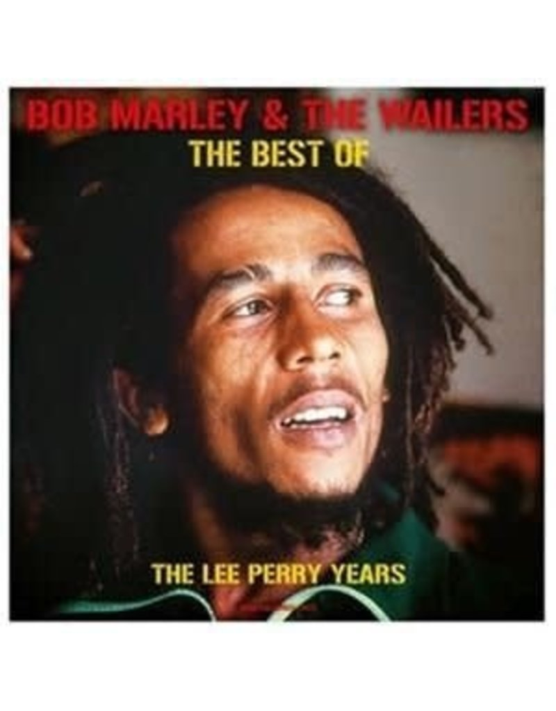 Bob Marley - Best Of Lee Perry Years (2021), Compilation, Coloured Vinyl, 180g