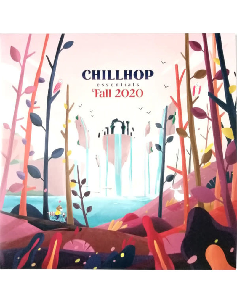 V/A - Chillhop Essentials - Fall 2020 2LP (2020), Limited 2000, Numbered, Colour Vinyl