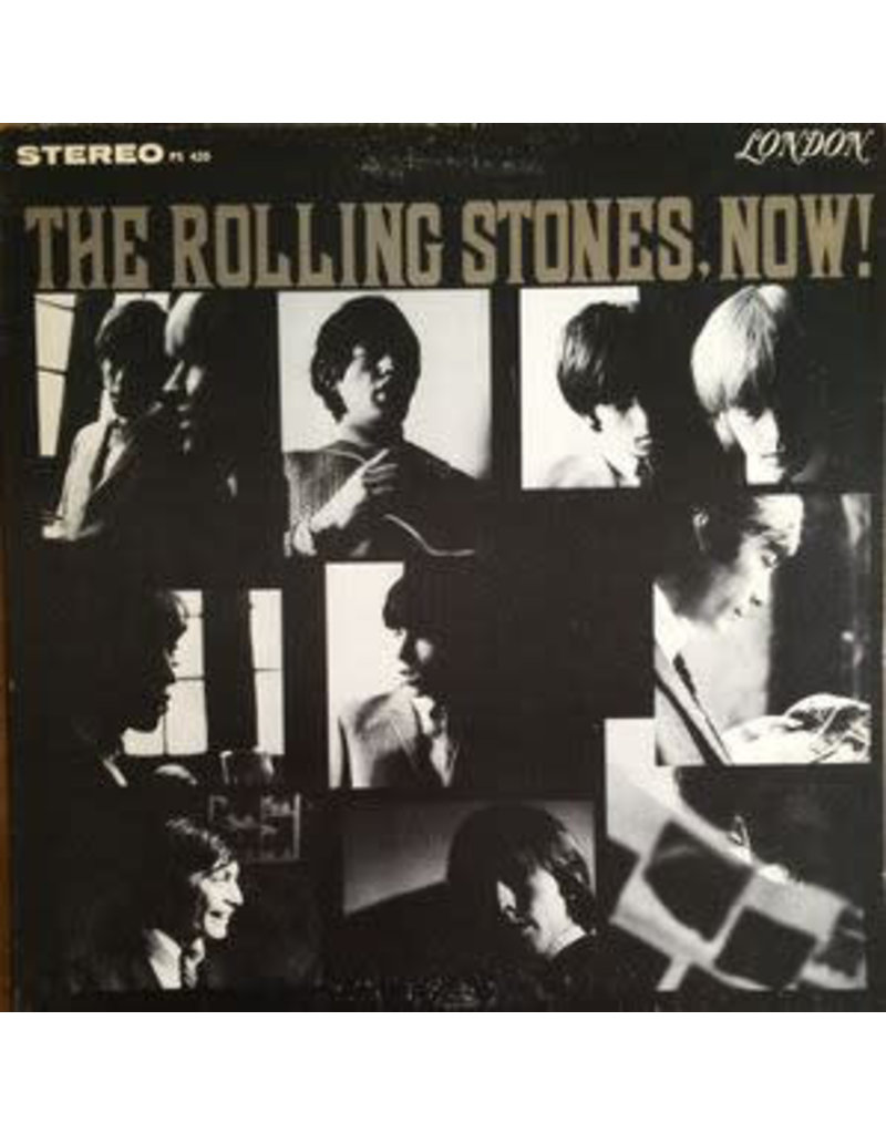 (VINTAGE) The Rolling Stones - The Rolling Stones, Now! LP [VG+] (Unknown Year Reissue, Canada)