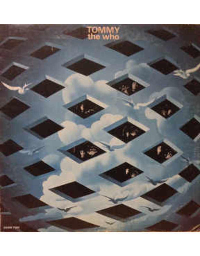 (VINTAGE) The Who - Tommy 2LP (1971 Reissue, US), Stereo