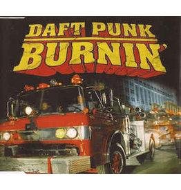 (VINTAGE) Daft Punk - Burnin' CD Single (1997, UK)