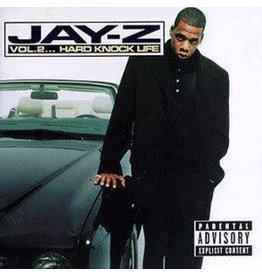 (VINTAGE) Jay-Z – Vol. 2... Hard Knock Life 2LP [VG+] (1998, US, Roc-A-Fella Records)