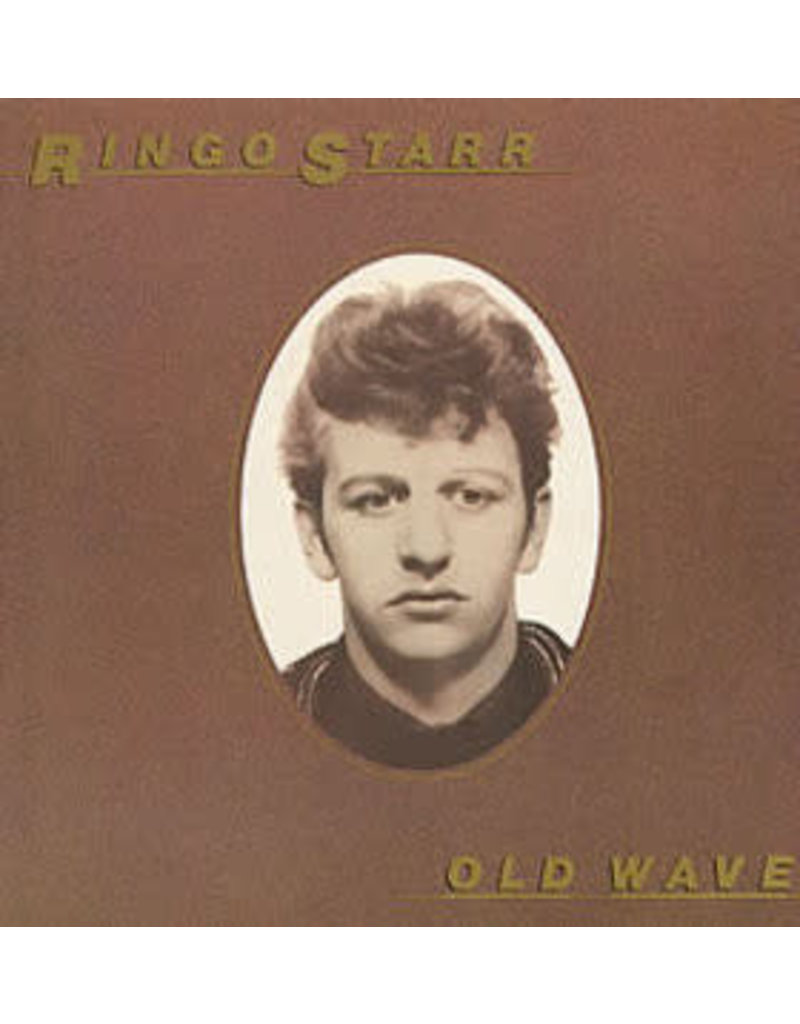 (VINTAGE) Ringo Starr - Old Wave LP [NM] (1983, Canada)