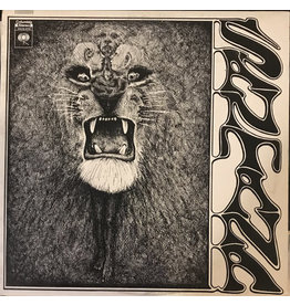 (VINTAGE) Santana - Santana LP [Sleeve:VG+, Disc:NM] (Unknown Year Reissue, Canada)