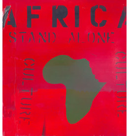 (VINTAGE) Culture - Africa Stand Alone LP [VG+] (1978, US), First Pressing