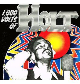 (VINTAGE) John Holt - 1000 Volts Of Holt LP [NM] (1974, Barbados)